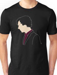 Consulting Detective (sans text) Unisex T-Shirt