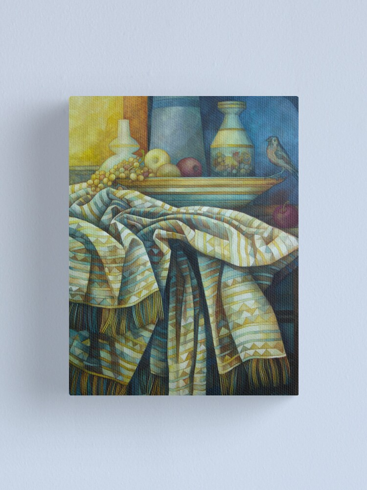 Alternate view of panneggio Canvas Print