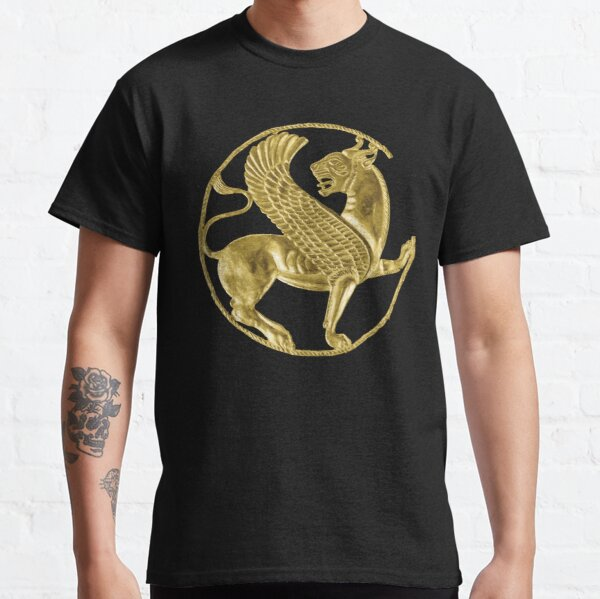 Persian Winged Lion Classic T-Shirt