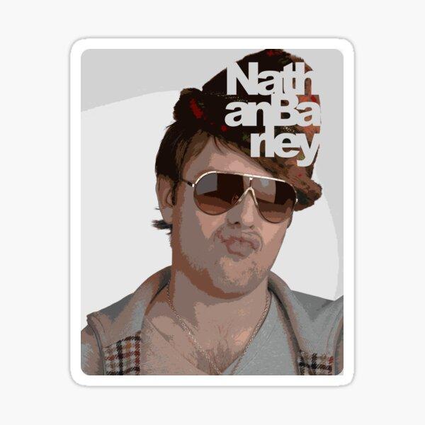 Nathan Barley Sticker