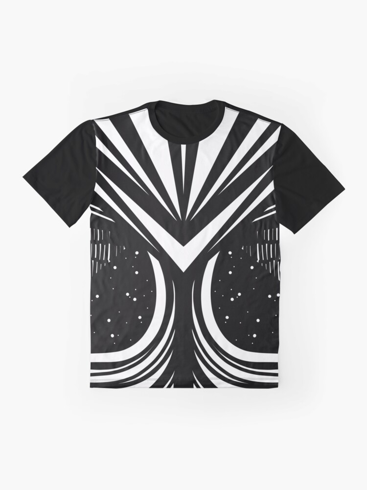 Alternate view of Abstract 16 Graphic T-Shirt