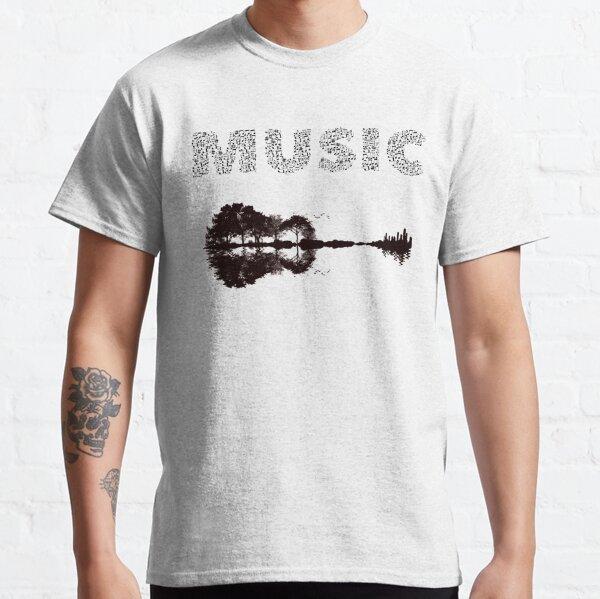 MUSIC & GUITAR Classic T-Shirt