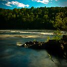 First Rapids II by Thomas Sielaff
