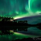 Sept/2015 aurora by peaceofthenorth