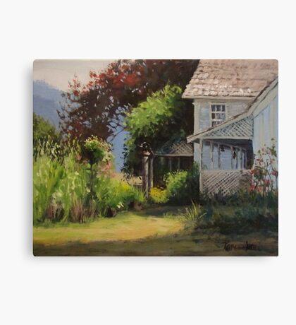 Applegate House Canvas Print