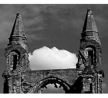 Two Towers Photographic Print