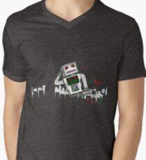 Robot Takes New York T-Shirt