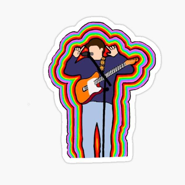 Rex Orange County sticker Sticker