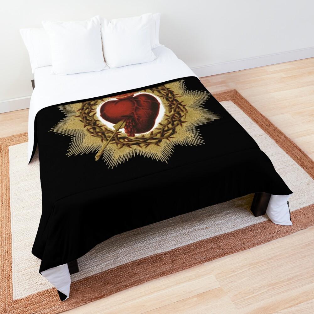 Sacred Heart of Jesus Catholic Comforter