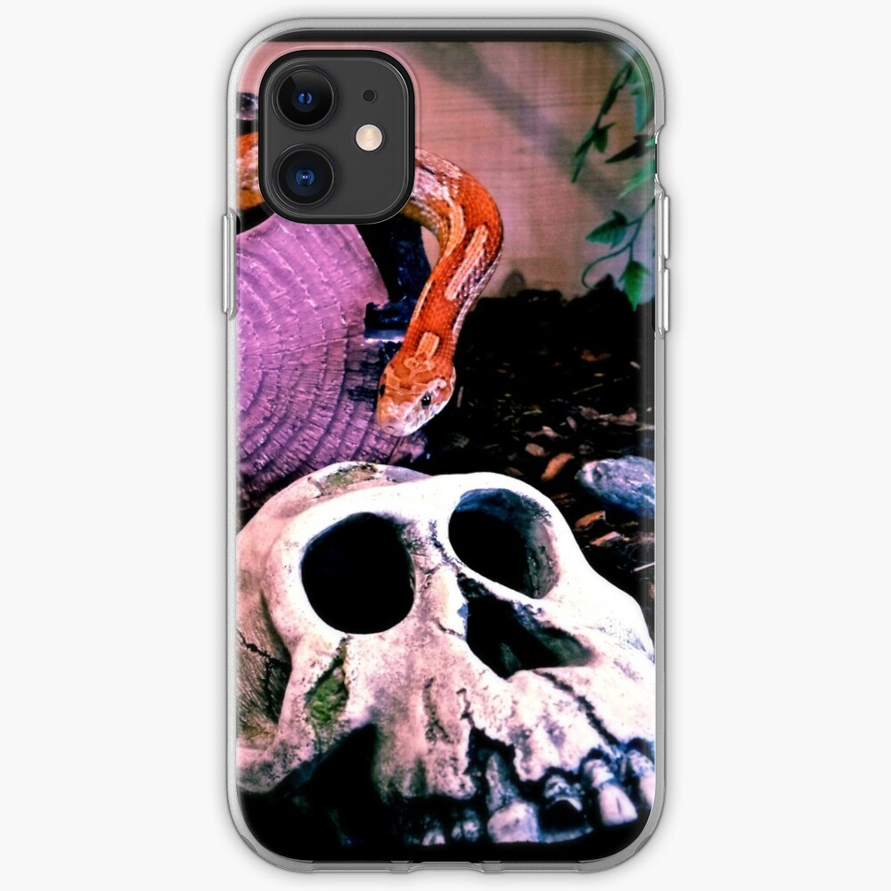 Snake or Skull iPhone-Hülle & Cover