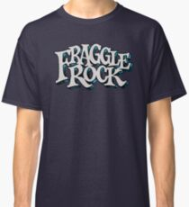 Fraggle Rock Vintage Style in WHITE  Classic T-Shirt