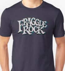 Fraggle Rock Vintage Style in WHITE  T-Shirt
