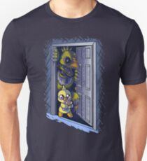 Something at my door Unisex T-Shirt