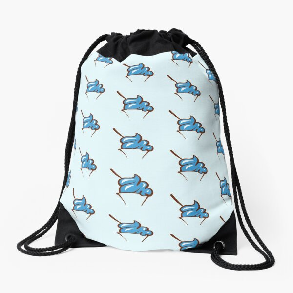 Fantasy Icecream Drawstring Bag