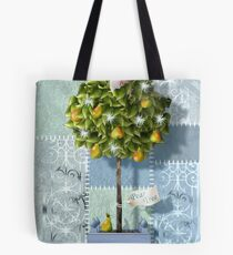 ...and a partridge in a pear tree Tote Bag