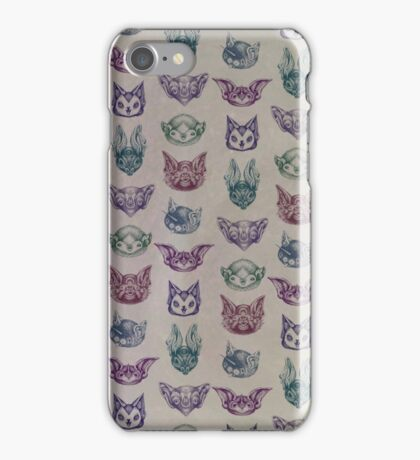 Bat Pattern iPhone Case/Skin