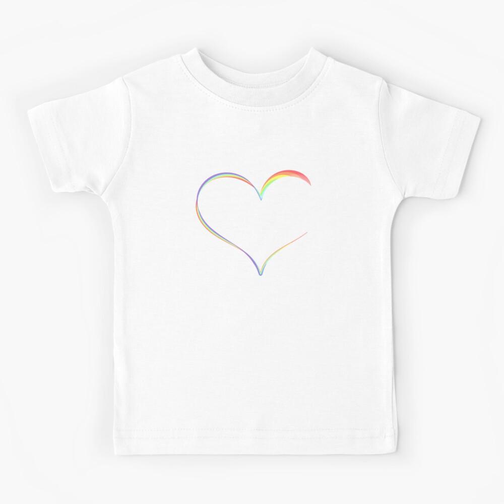 I Love Heart Salamanders Kids Sweatshirt