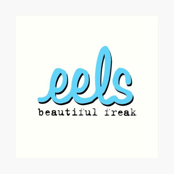 Eels Band Wall Art Redbubble
