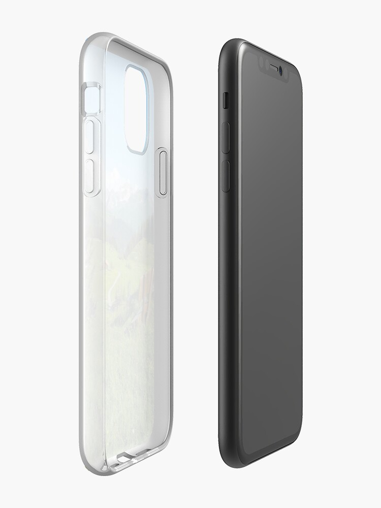Alternative Ansicht von Arosa iPhone-Hülle