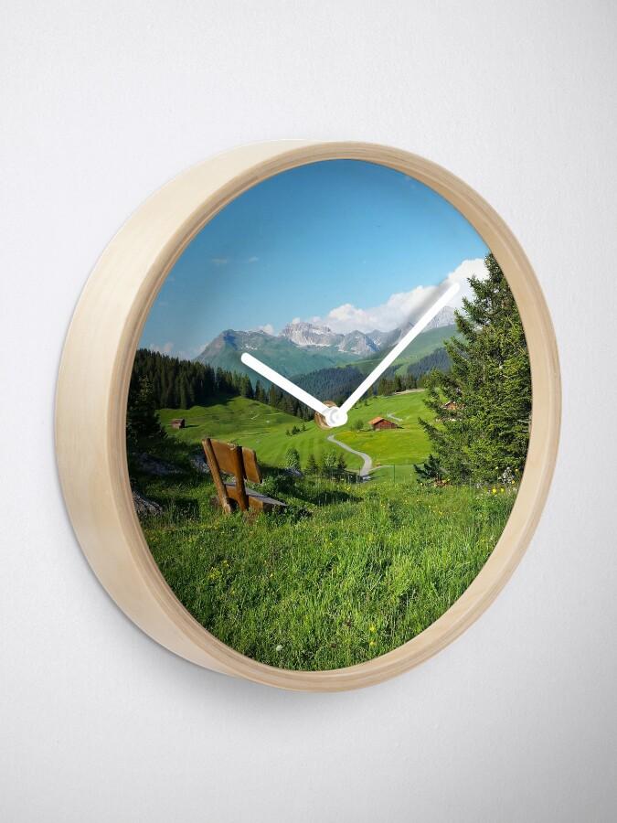 Alternative Ansicht von Arosa Uhr