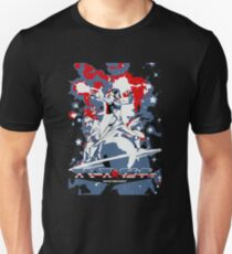 A Dandy in Space Unisex T-Shirt