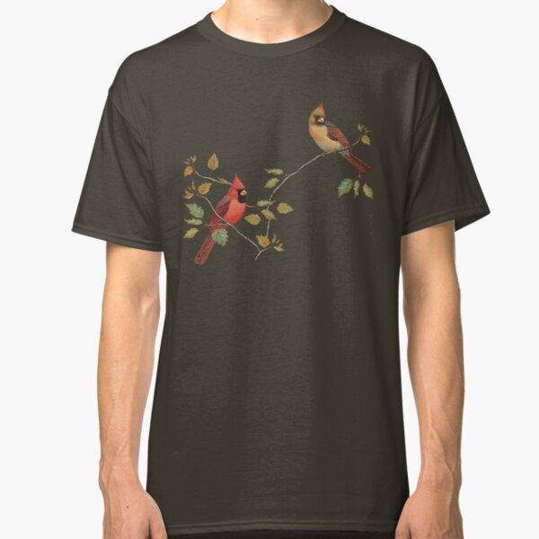 Cardinal Couple Classic T-Shirt