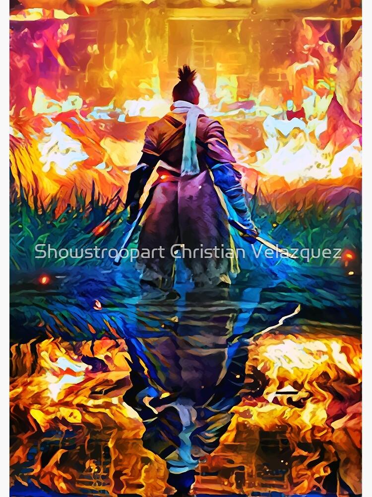 Master Fire Sekiro by chrishbk67
