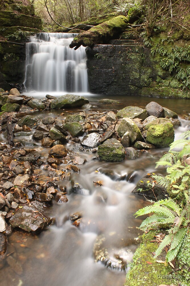 Strickland Falls by thelanger
