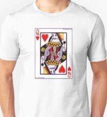 Freddie Mercury Queen Card Unisex T-Shirt