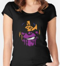 The Mad Titan Women's Fitted Scoop T-Shirt