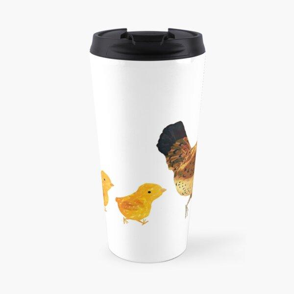 Chicken and chicks Travel Mug
