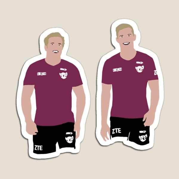 Trbojevic brothers Manly Sea Eagles NRL Magnet