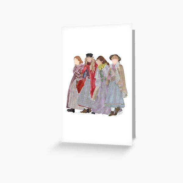 Little Women 2019 Greeting Card