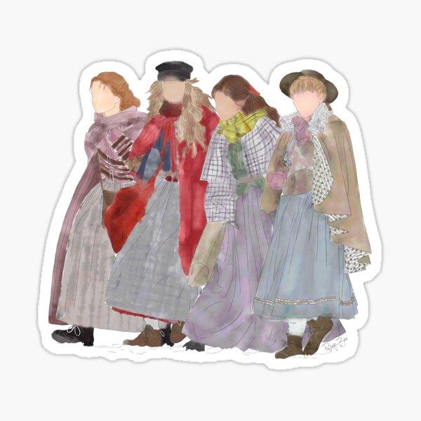 Little Women 2019 Sticker