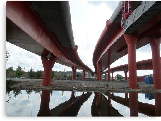 No Man´s Land - Under the Bridges by HELUA