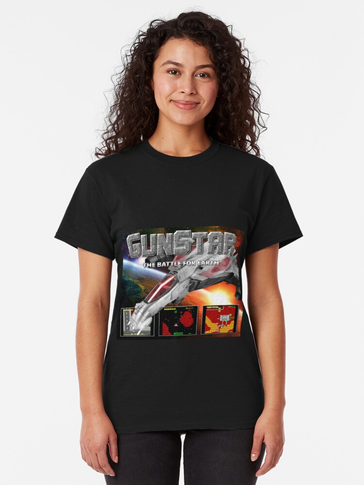 Alternate view of Gunstar #2 Classic T-Shirt