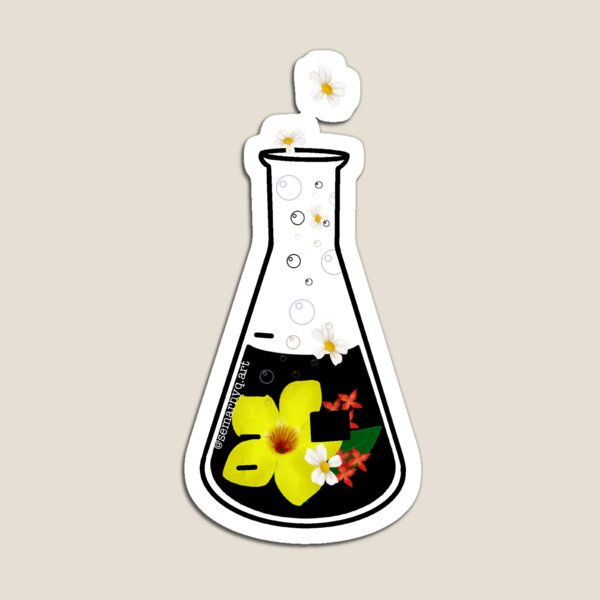 Conical flask Magnet