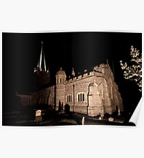 St Columbs Cathedral Poster