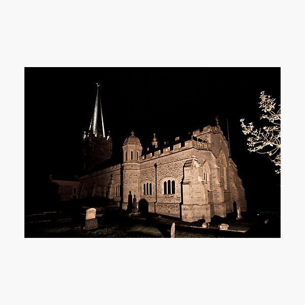 St Columbs Cathedral Photographic Print