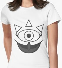 Gossip Stone - Zelda Womens Fitted T-Shirt