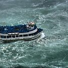 BlueCoats Maid of the Mist by GerryMac