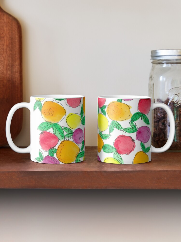Alternate view of Oranges and Lemons Mug