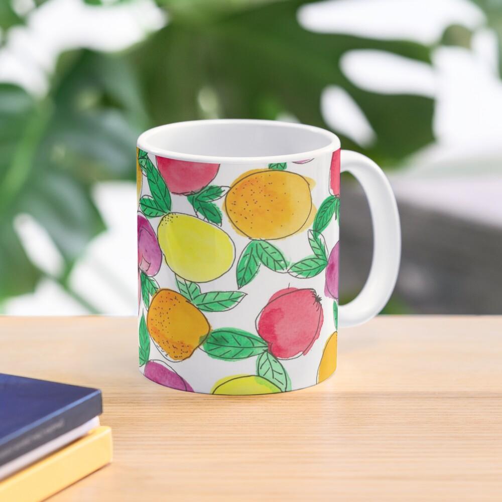 Oranges and Lemons Mug