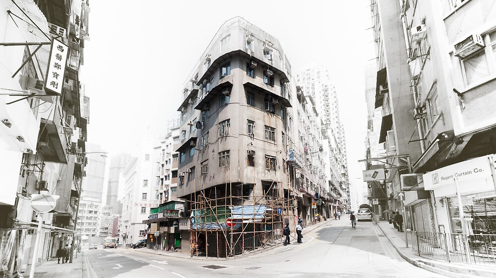 sketch 003 _ sheung wan by hkavmode