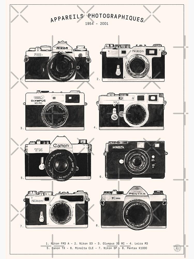 Vintage Cameras Collection by florentbodart