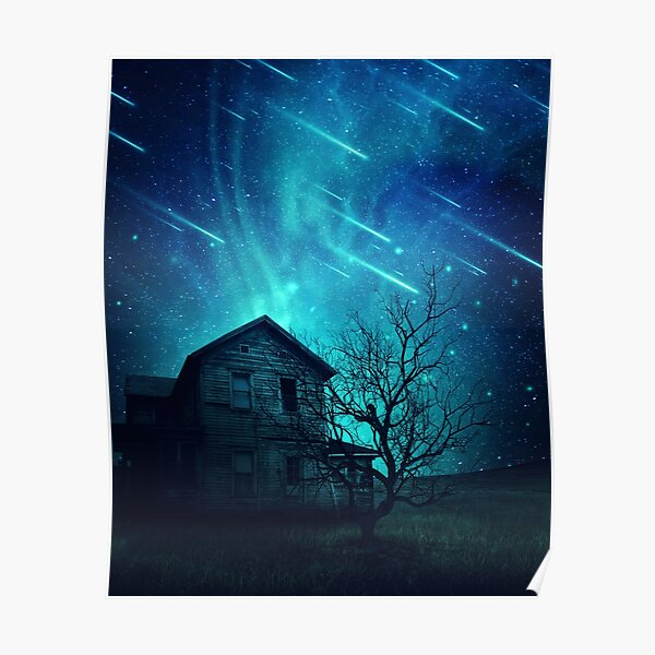 No One Home when stars are falling... Poster