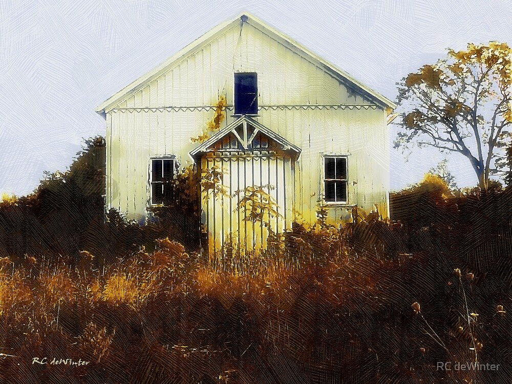 Left to Nature by RC deWinter