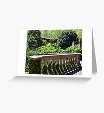 Riverbanks Botanical Garden Greeting Card