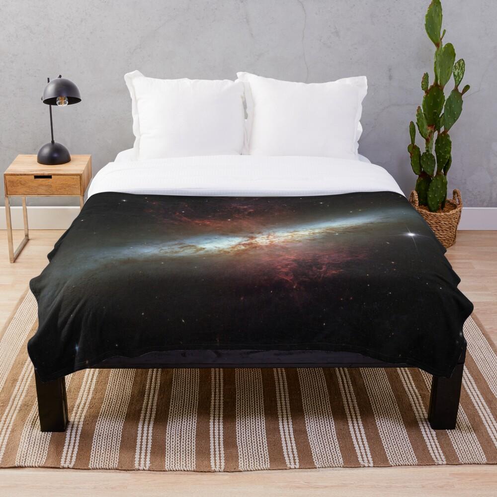 Messier 82 Fleecedecke