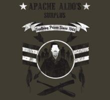Apache Aldo's Surplus Store- Inglourious Basterds